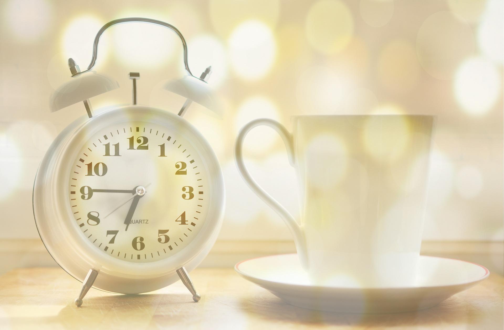 Čas je Boží dar