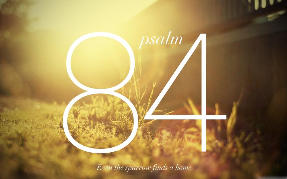 O žalme 84